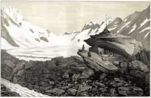 History of the research station Jungfraujoch from 19th